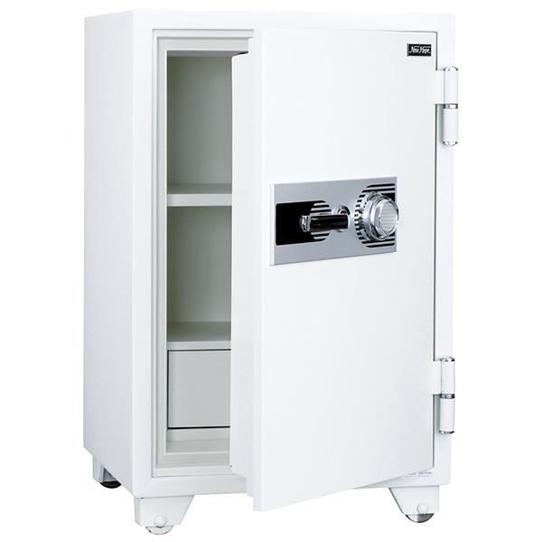 耐火金庫/ダイヤルタイプ/PHDI-200D/ホワイト/PHDIシリーズ/1000709
