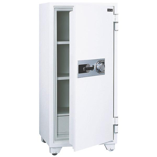 耐火金庫/ダイヤルタイプ/PHDI-250D/ホワイト/PHDIシリーズ/1000711