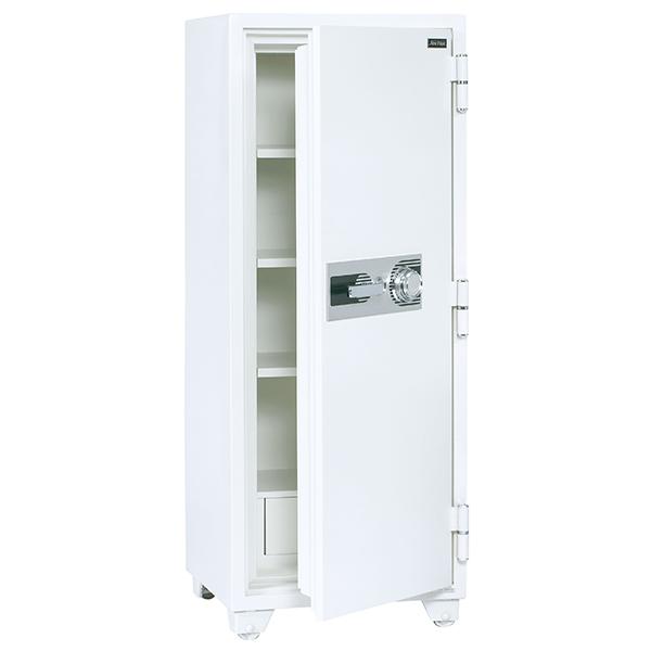 耐火金庫/ダイヤル錠/耐火2時間PHDI-300D/ホワイト/HDIシリーズ/1000893