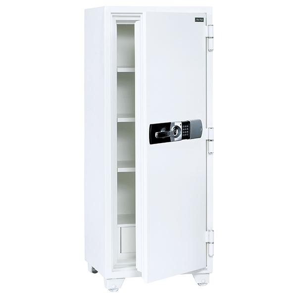 耐火金庫/テンキー錠/耐火2時間PHDI-300E/ホワイト/HDIシリーズ/1000894