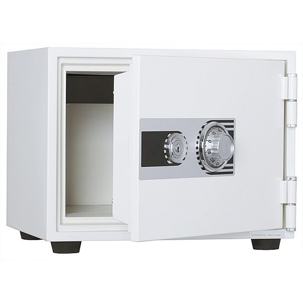耐火金庫/ダイヤル錠/耐火30分/PHDI-30D/ホワイト/PHDIシリーズ/10551