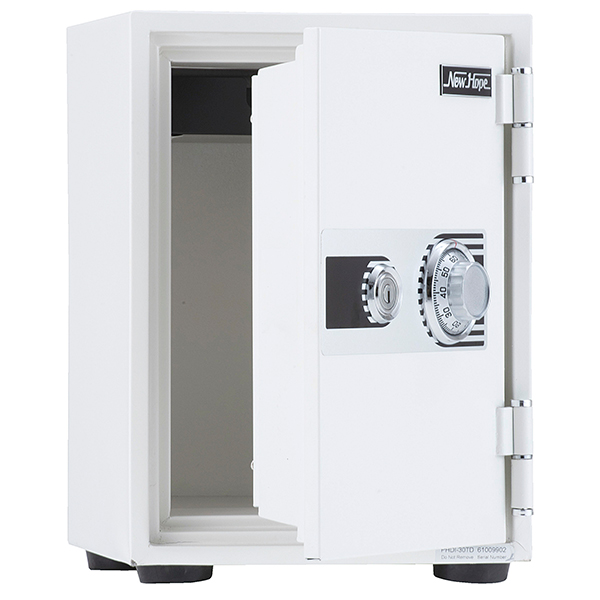 耐火金庫/ダイヤル錠/耐火30分/PHDI-30TD/ホワイト/PHDIシリーズ/1001371