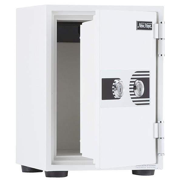 耐火金庫/2キー錠/耐火30分/PHDI-30TW/ホワイト/PHDIシリーズ/1001372