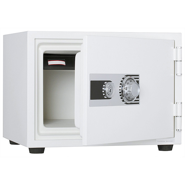 耐火金庫/ダイヤル錠/耐火1時間/PHDI-50D/ホワイト/PHDIシリーズ/10554