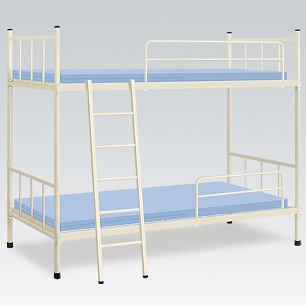 福祉施設向けベッド/2段ベッド/TBIN-1159/幅2060×奥行990×高さ1700mm/1000674