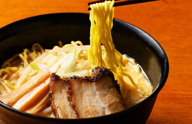 定番 札幌味噌ラーメン