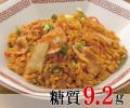 豚キムチ炒飯 [大豆米]