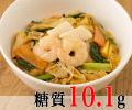 海鮮ピリ辛中華丼 <大豆米でリニューアル>