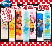 キャラクター印鑑 12ミリ丸 ディズニー/ミッキー/ミニー/キティ/スヌーピー/プーさん