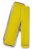 高級印材黄水晶 サニーケースセット 13.5mm
