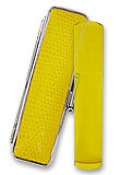 高級印材黄水晶 サニーケースセット 18mm