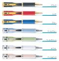 ネームペン シャチハタ キャップレスショート[カラー] 別注品