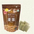 TVで話題!麦茶オレにも最適 小川生薬のまるつぶミックス麦茶 8g×15袋 【当日発送可】※11時以降のご注文は翌日になります。