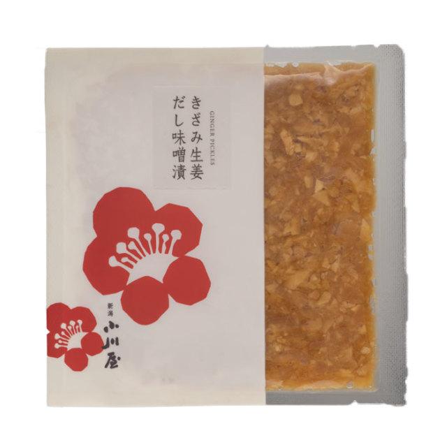 きざみ生姜だし味噌漬(袋)