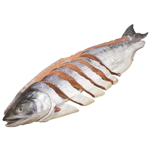 新巻鮭(北海道産) A100