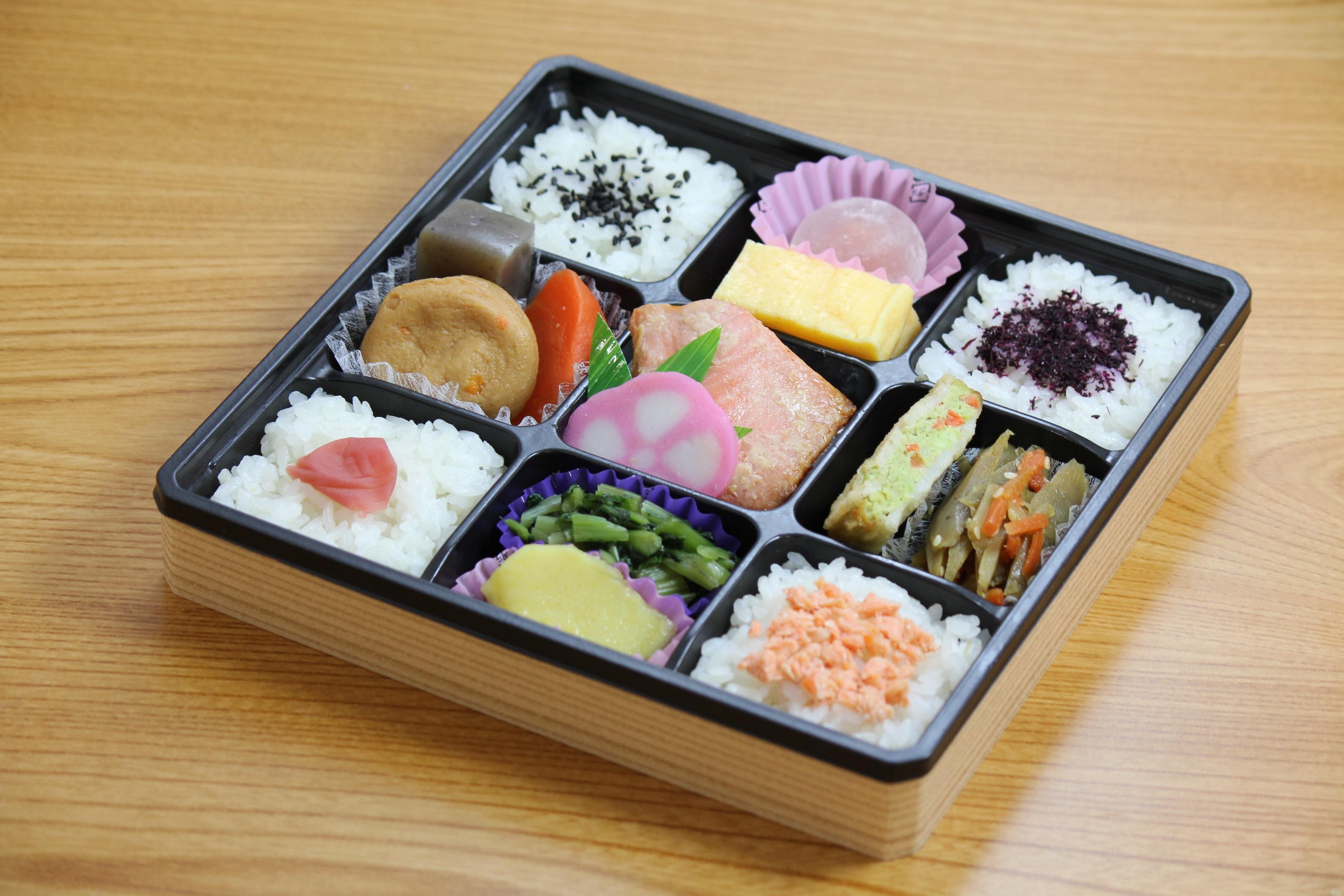 彩膳(銀鮭甘粕漬)