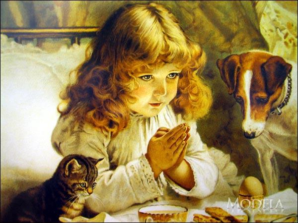 食事前のお祈り