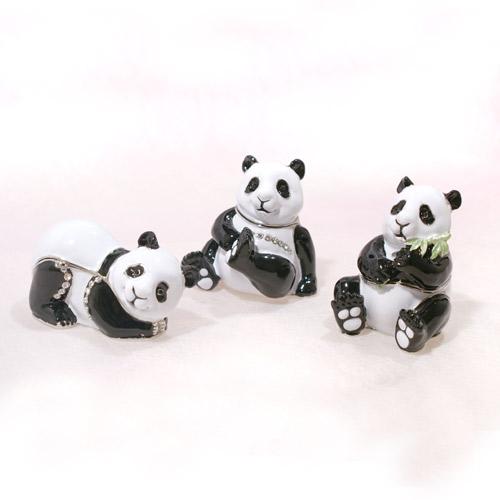 パンダ3種類
