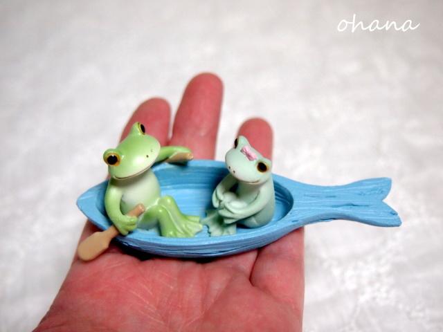 おさかなボート