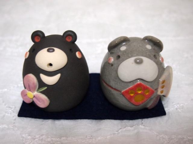 金太郎とクマ