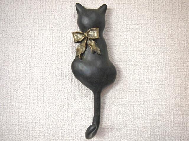 ゴージャス猫フック