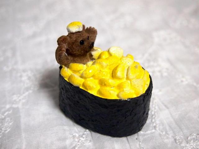 Copeau「お寿司・コーンマヨクマ」