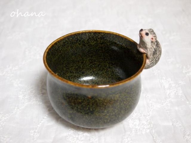 ハリネズミのカップ