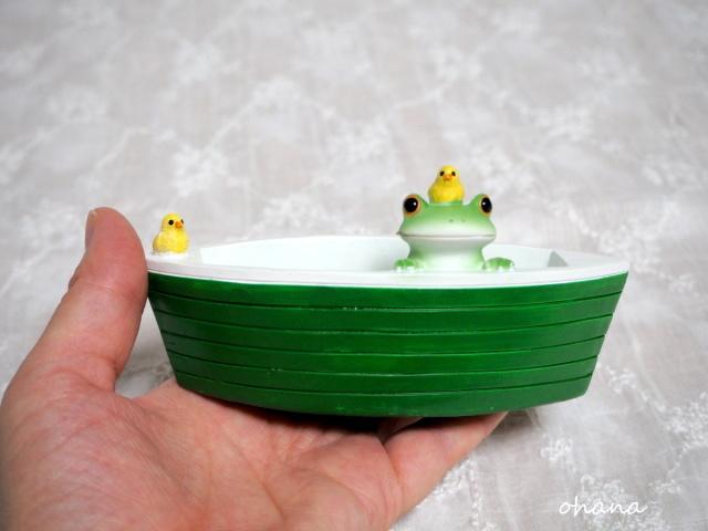ボートの小物入れ