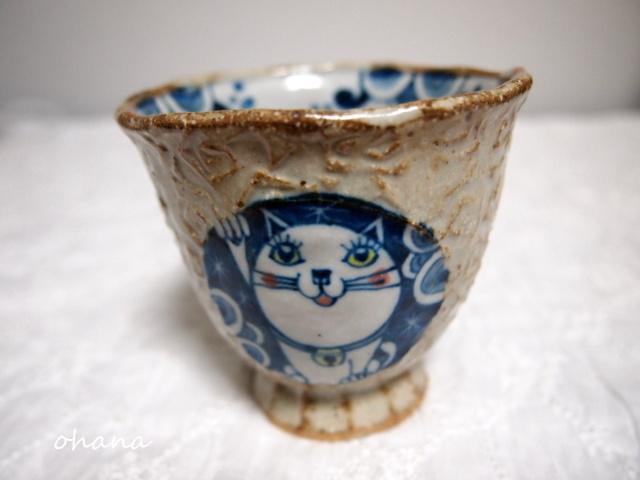 ネコのカップ