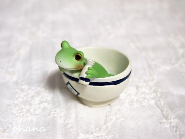 日本酒カエル