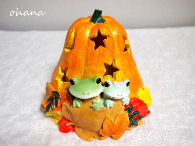 かぼちゃランプシェード
