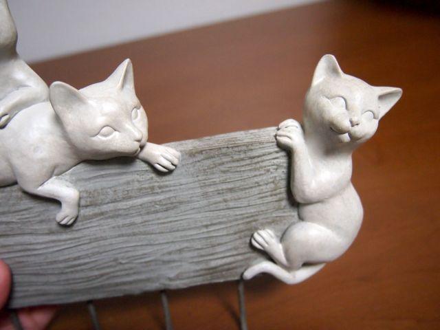 三兄弟猫フック