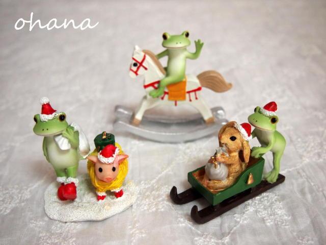 クリスマスシリーズ