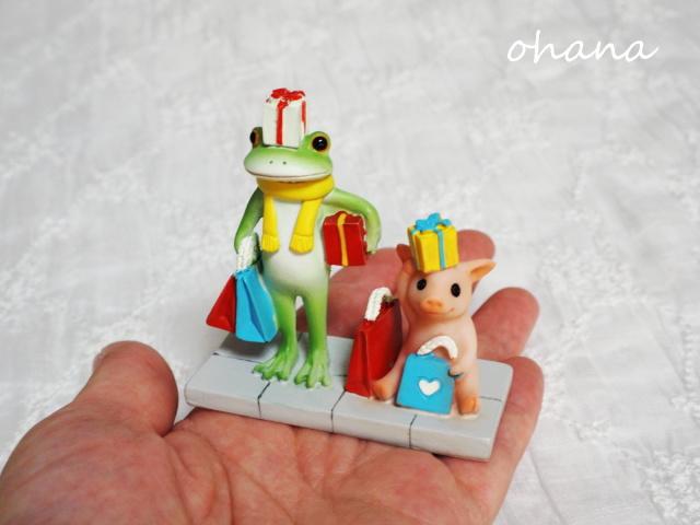 クリスマスのお買い物
