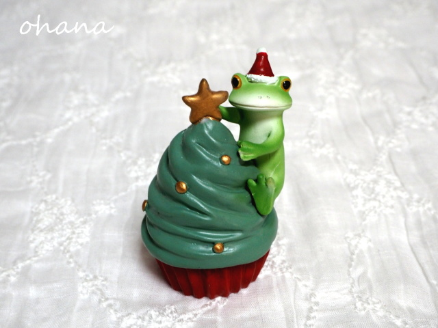 ツリーカップケーキ