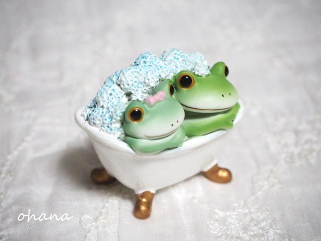 泡風呂でホカホカ