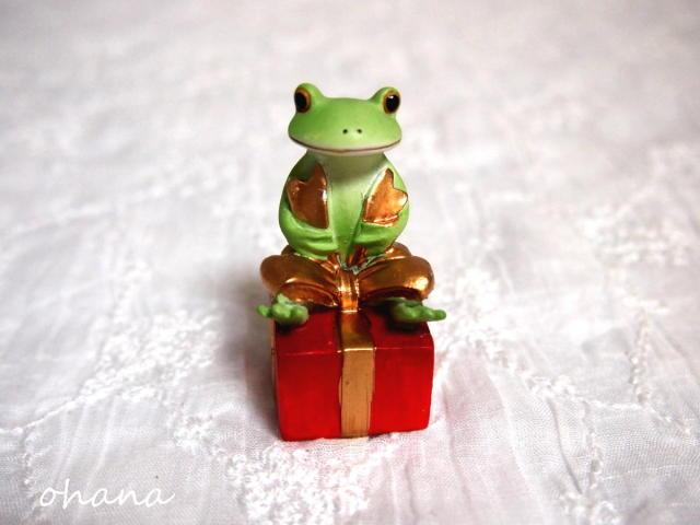 プレゼント準備