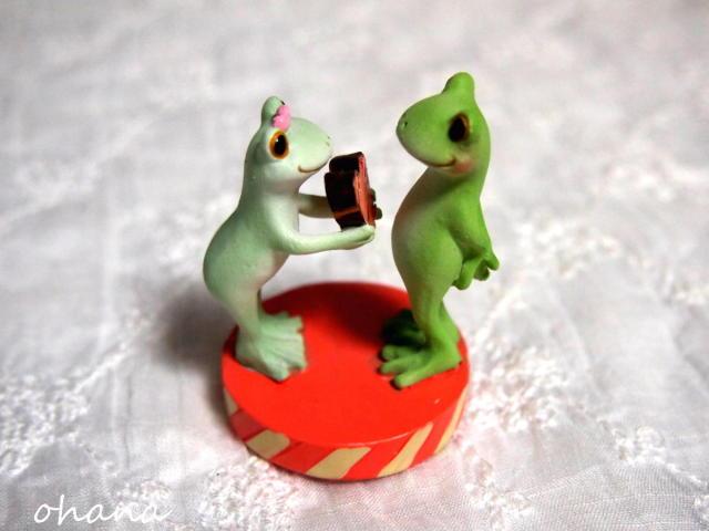 バレンタインカップル