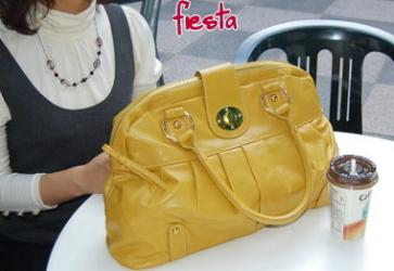 【在庫処分セール】Fiesta 季節を選ばないオシャレなトートバッグ【128071】