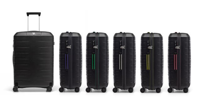 Roncato(ロンカート)イタリア製の軽量スーツケース Boxシリーズ【5-7日間程度用 5512】