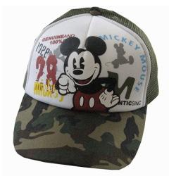 ディズニーの帽子