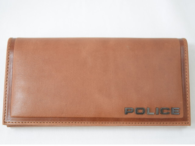 POLICE EDGE 長財布 PA-58001