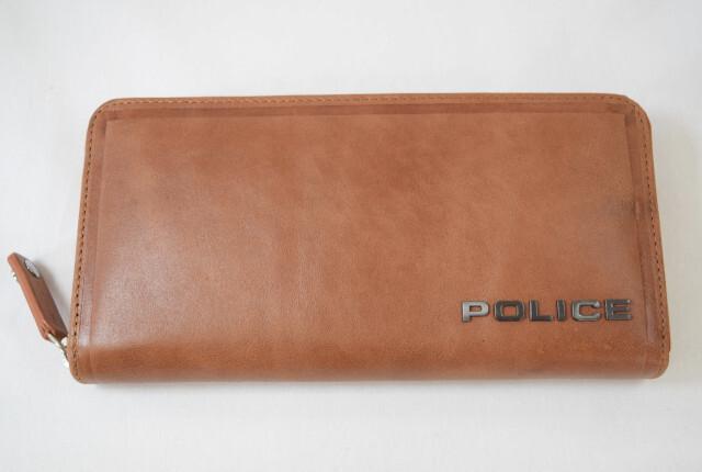 POLICE EDGE 長財布 PA-58002