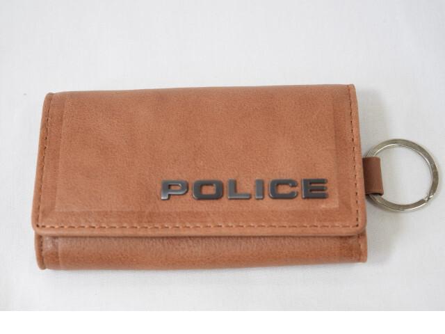 POLICE EDGE 6連キーケース PA-58003