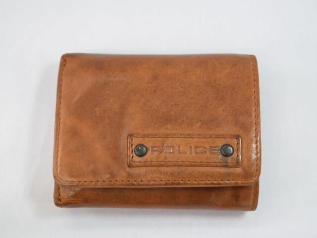 POLICE LAVARE 三つ折り財布 PA-59605