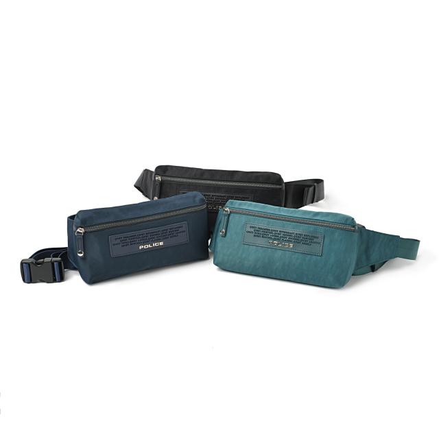 POLICE (ポリス) CRESPA(クレスパ) PA-64000 ボディバッグ ワンショルダーバッグ