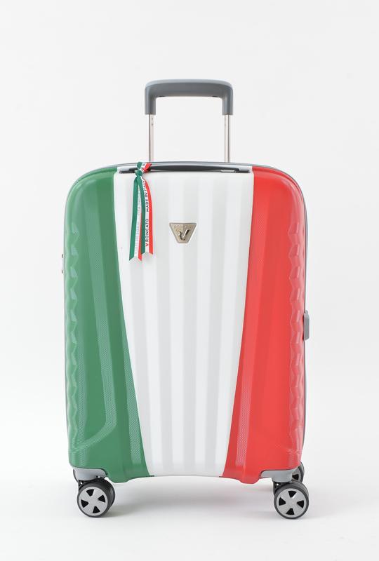 Roncato Tricolore(トリコローレカラー) 超軽量キャリーケース 【100席以上の機内持込サイズ・10年間保証】 5463