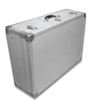 アルミ合板大型トランクケース 【SN-60】