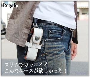 【30%OFF】Regale携帯電話収納ケース【2-100】