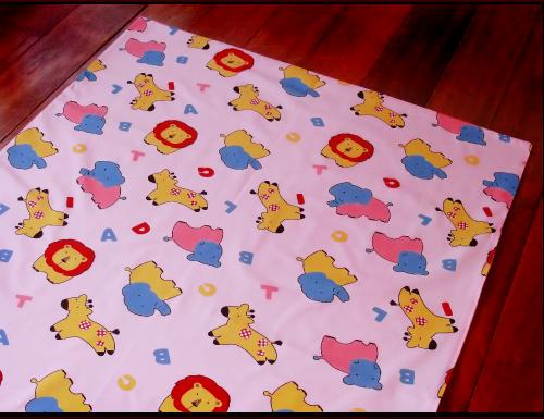保育園・幼稚園用 お昼寝布団掛けカバー